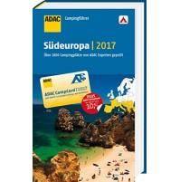 Campingführer, Södra Europa 2017