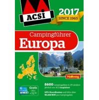 ACSI Campingfuhrer Europa 2017
