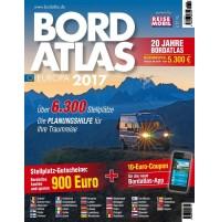 Bordatlas Europe - Deutschland 2017