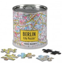 Berlin City Magnetic Puzzle