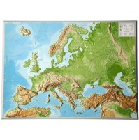 Europa Relief 77x57cm