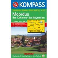0179 Kompass wanderkarte