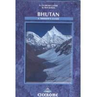 Bhutan Trekkers Guide Cicerone