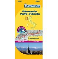 351 Piemonte-Vallee Aoste Michelin