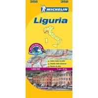 352 Liguria Michelin