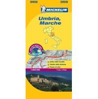 359 Umbria Marche Michelin