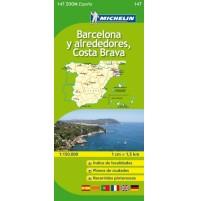 147 Costa Brava Barcelona Michelin