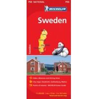 753 Sverige Michelin