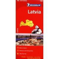 Lettland Michelin