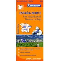 573 País Vasco/Euskadi, Navarra, La Rioja Michelin