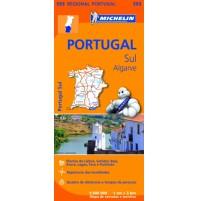 593 Södra Portugal Michelin