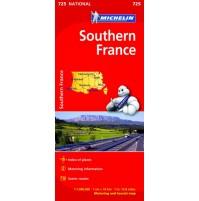 Södra Frankrike Michelin