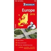 Europa Michelin 2016