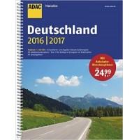 Tyskland Maxiatlas ADAC 2016/17