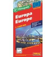 Europa Distoguide Hallwag