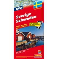 Sverige Hallwag