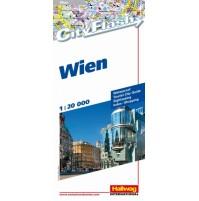 Wien City Flash Hallwag