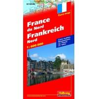 Norra Frankrike Hallwag