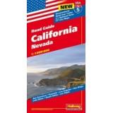 5 USA Hallwag Kalifornien (Nevada)