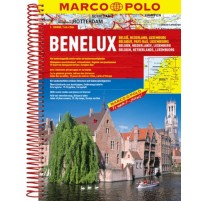 Benelux Atlas Marco Polo Spiral