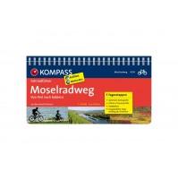 Moselradweg Cykelkarta och Guide