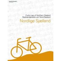 Norra Själland Cykelkarta