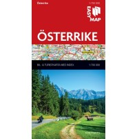 Österrike EasyMap