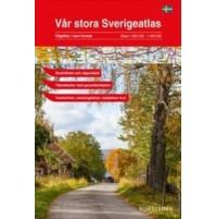 Vår stora Sverigeatlas 2016