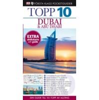 Dubai & Abu Dhabi Första Klass Pocketguider