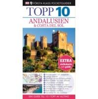 Andalusien & Costa del Sol Första Klass Pocketguider