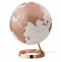 Jordglob Bright Copper