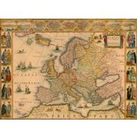 Europa Blaeu 1643