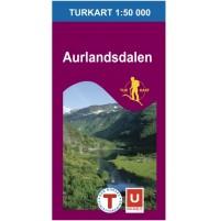 Aurlandsdalen Turkart