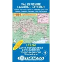 014 Val di Fiemme - Lagorai - Latemar