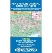 018 Alpi Carniche Orientali - Canal del Ferro