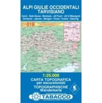 019 Alpi Giulie Occidentali - Tarvisiano