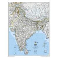 Indien NGS 1:6.450.000 POL