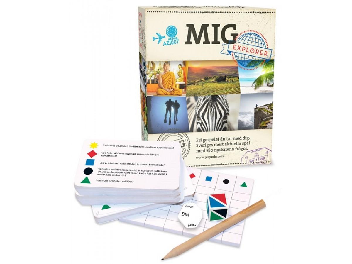 MIG Explorer