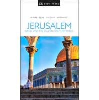 Jerusalem Israel Petra Sinai Eyewitness Travel Guide