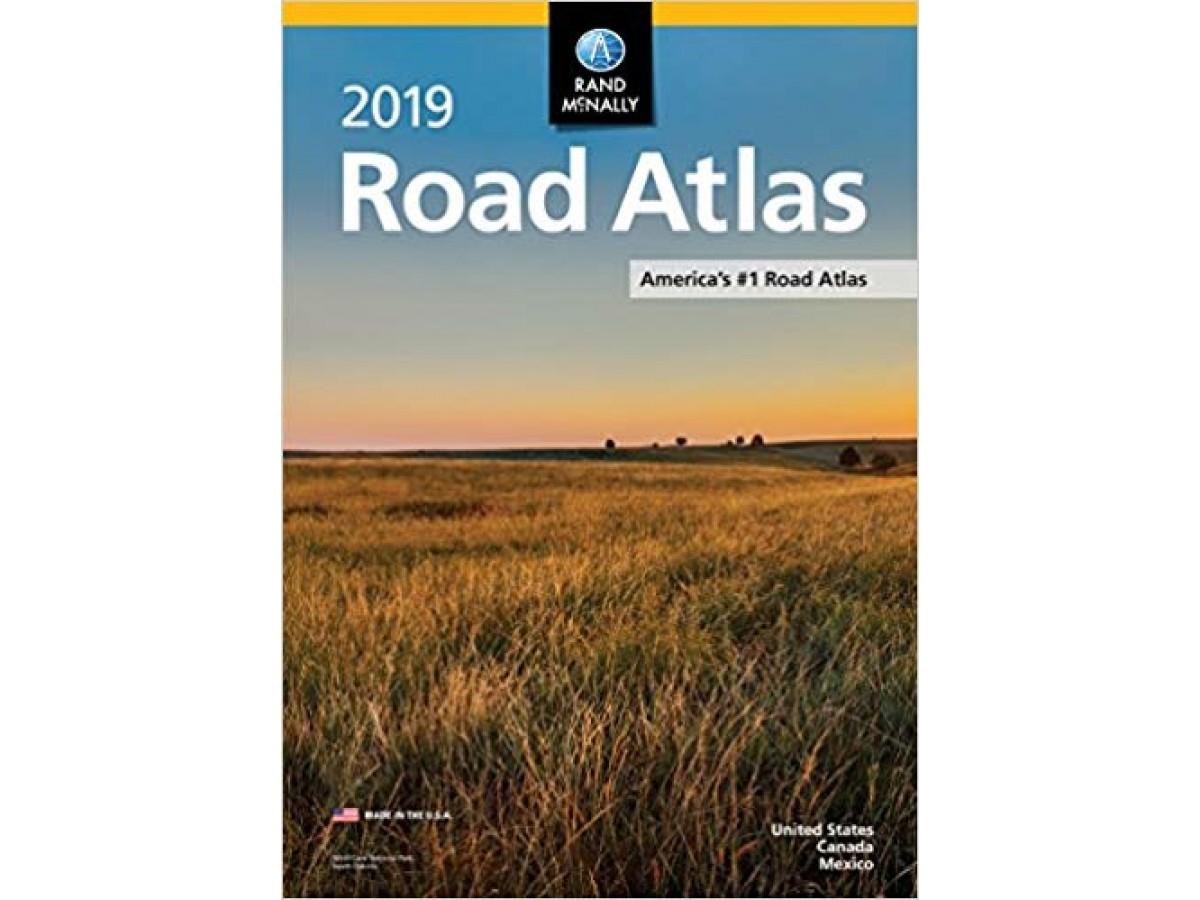 USA Roadatlas 2019 RandMcNally