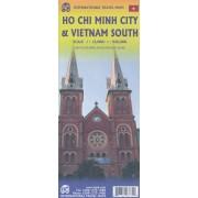 Ho chi minh city och södra vietnam