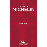France 2018 Red Guide Michelin