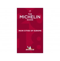 Main Cities of Europe 2018 Michelin