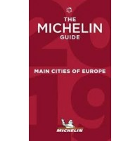 Main Cities of Europe 2019 Michelin