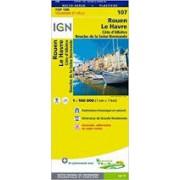 107 IGN Rouen Le Havre