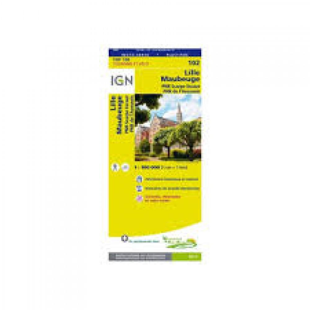 102 IGN Lille - Maubeuge