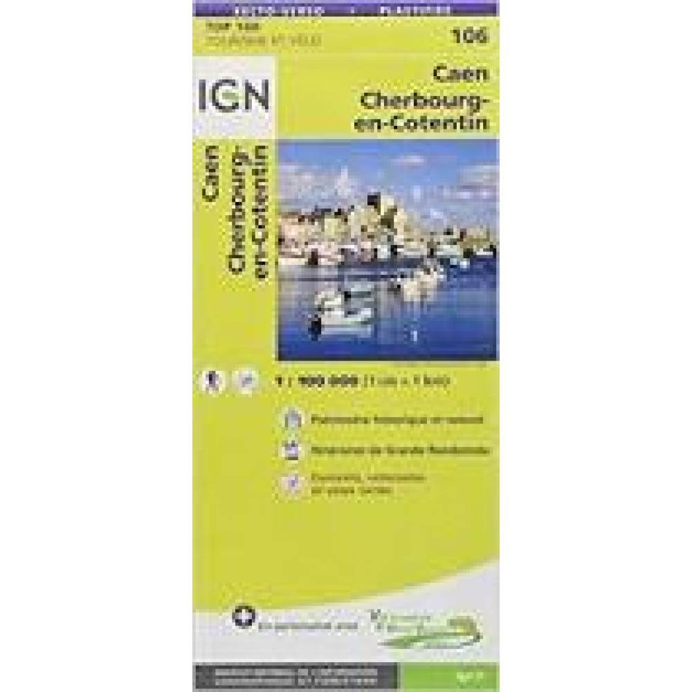 106 IGN Caen Cherbourg Octeville