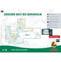 Storebaelt til Bornholm Båtsportkort Satz 4