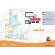Kattegat Båtsportkort Satz 5