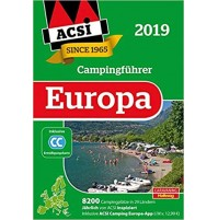 ACSI Campingfuhrer Europa 2019